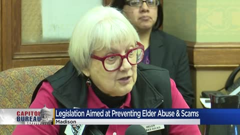 Bills aim to strengthen elder abuse protections
