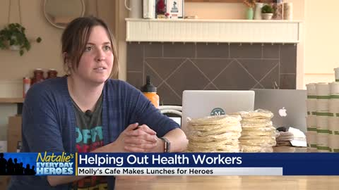 Natalie's Everyday Heroes: Molly Sullivan helps community while keeping business afloat amid pandemic