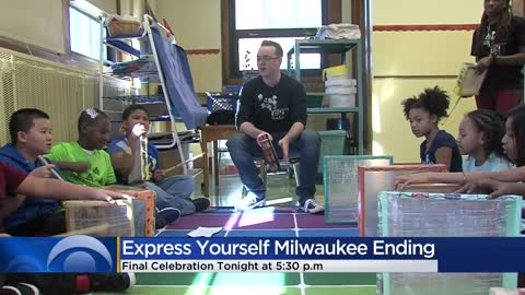 'Sad to see it end:' Nonprofit 'Express Yourself Milwaukee' closes its doors