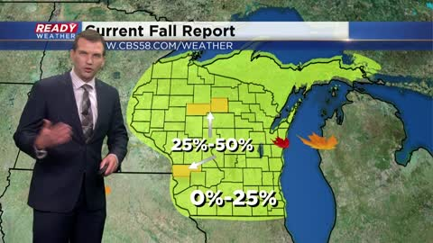 Wisconsin's fall colors report