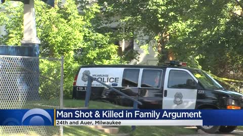 UPDATE: Man charged after fatally shooting father during argument near 24th and Auer