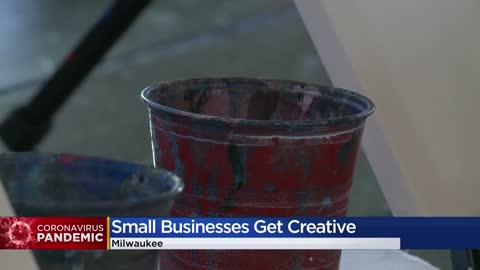 Small business looks at creative way to stay afloat