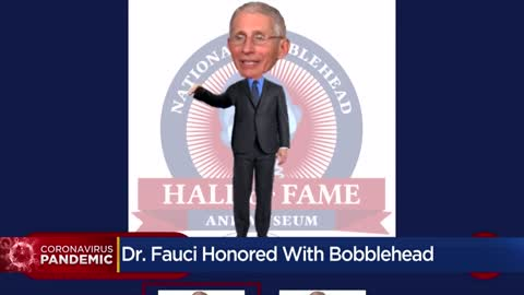 Dr. Fauci gets his own bobblehead