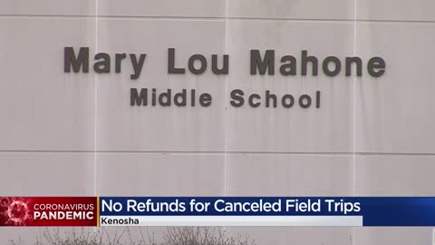 Kenosha Unified School District cancels student trips amid coronavirus concerns, families out thousands of dollars