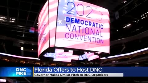 'Would be good for us to have the DNC'