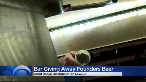 West Allis bar gives out free beer from brewery involved in racial discrimination lawsuit