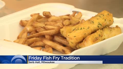 Serb Hall holds fish fry on first Friday of lent