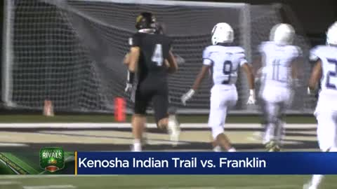 CBS 58 Friday Night Rivals 2019: Week 5