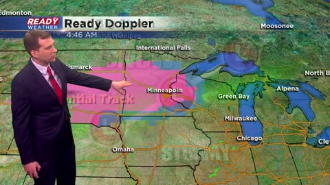 Winter storm to bring rain, ice, snow and wind this weekend