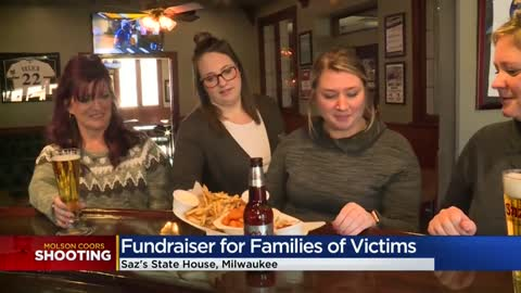 Fundraisers at Milwaukee-area businesses show support for Molson Coors employees, families