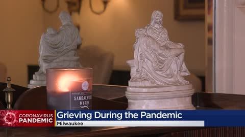 Grief-stricken families & funeral homes impacted by coronavirus pandemic
