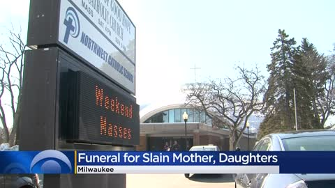 'The pain is there, but there's joy': Funeral services...