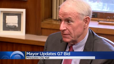 Milwaukee Mayor continues push for SE Wisconsin to host G7 summit