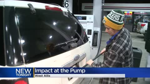 Drivers brace for hike in gas prices