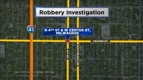 Power Stop & Go gas station robbed in Milwaukee