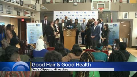 Gee's Clippers to offer resources on men's health at new...