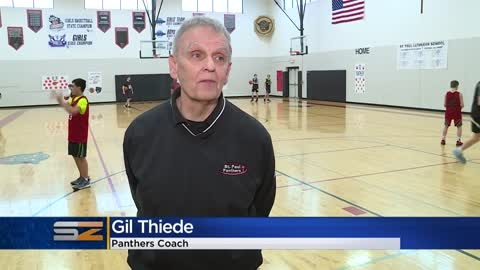 Volunteer basketball coach retires after 51 years at St. Paul...