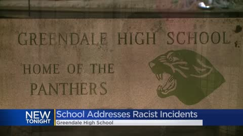 Greendale High School holds community meeting to address racism allegations