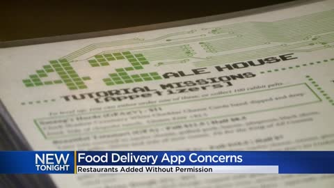 Local restaurants being added to Grubhub, DoorDash without knowing it