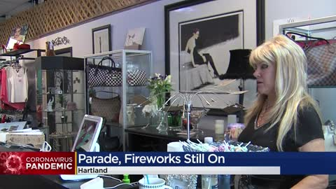 Hartland's Hometown Celebration will go on as scheduled in...
