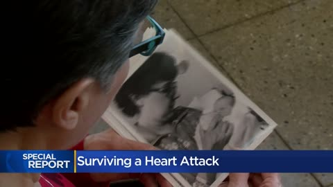CBS 58 Special Report: Surviving a Heart Attack