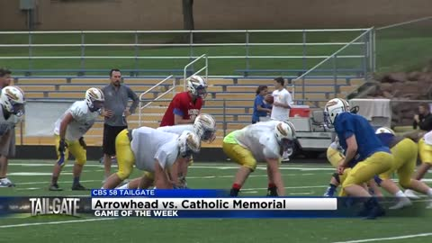 Week 3 Preview: Catholic Memorial Crusaders