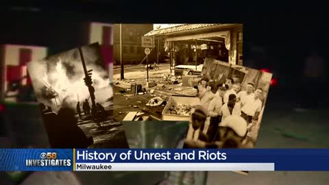 History of Milwaukee unrest