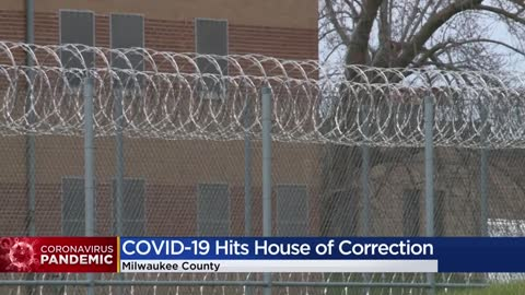 More than 20 inmates test positive for coronavirus at Milwaukee County House of Correction
