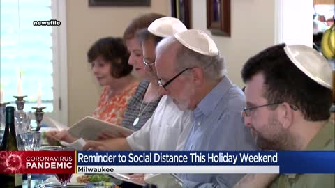 Milwaukee city, faith leaders asks community to celebrate religious holidays safely