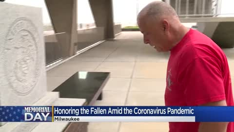 Pandemic brings changes to Memorial Day ceremonies