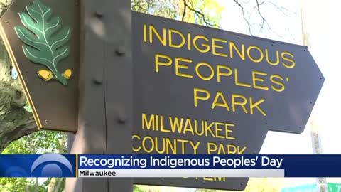 Columbus Park renamed Indigenous Peoples' Park; 'Their history should be preserved and recognized'