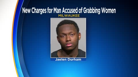 Man accused of grabbing teens in Milwaukee facing new charges