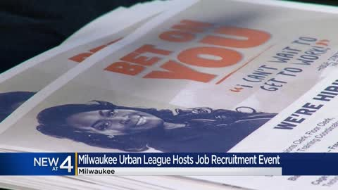 Milwaukee Urban League hosts job recruitment event