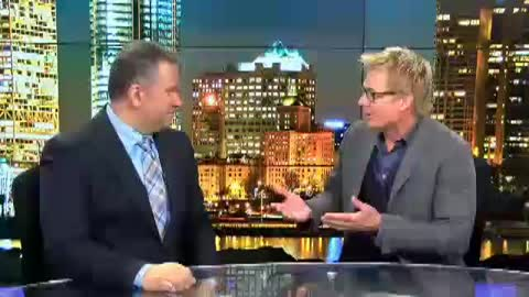 Kato Kaelin: surprise Wisconsin sports mega-fan