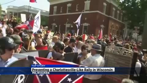 Local leaders work to prevent a Charlottesville-like rally in Wisconsin