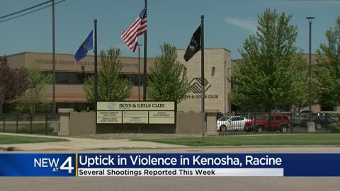 ' Kenosha and Racine police respond to multiple shootings in...
