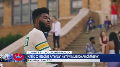 Khalid to headline Summerfest June 27 with Jessie Reyez