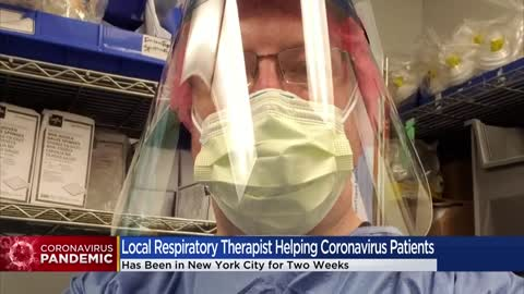 """Nothing that compares:"" MATC instructor gives update while working with COVID-19 patients at NYC hospital"
