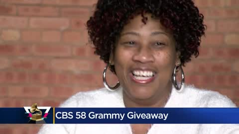 CBS 58 sends lucky winner and guest to 62nd Annual Grammy Awards