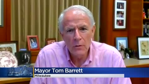 Milwaukee mayor, police chief address George Floyd death and...