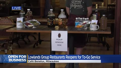 Lowlands Restaurant Group reopening serveral locations around Milwaukee with take-home options