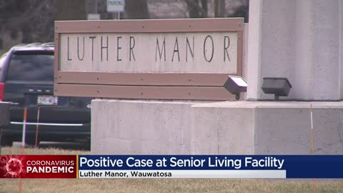 Resident at Luther Manor tests positive for COVID-19