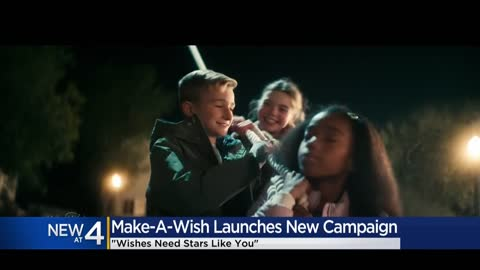 Make-A-Wish Foundation celebrates 40 years with new campaign amid challenges of pandemic