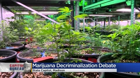 Democrats push for marijuana decriminalization in Wisconsin