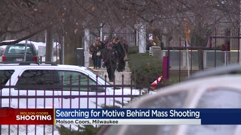 Molson Coors mass shooting investigation still in its early stages;...