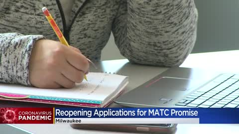 MATC extending deadline for free tuition program for recent high school graduates