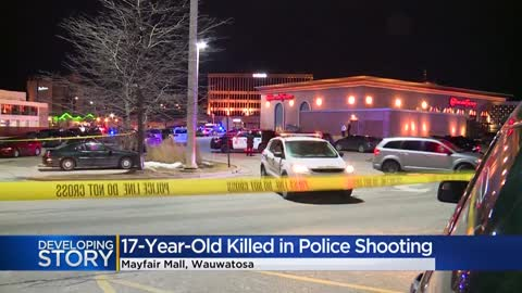 'Running away should not cause your death:' Reaction to Mayfair Mall officer-involved shooting