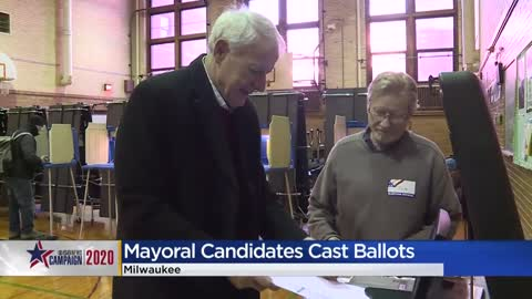 Milwaukee mayoral race