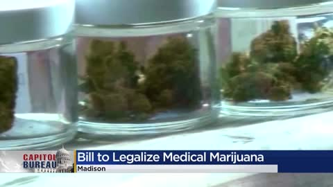 Wisconsin lawmakers introduce medical marijuana bill