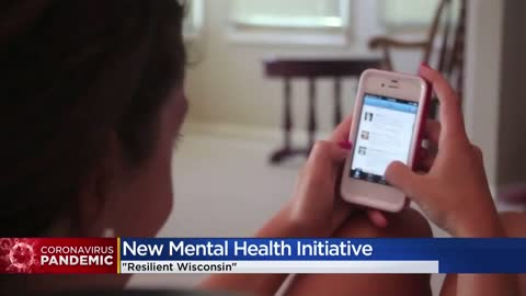 Evers announces statewide mental health initiative